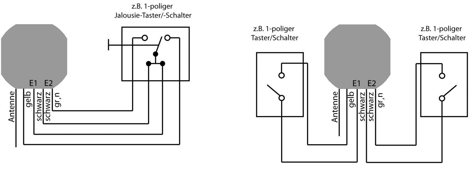 Tolle Was Ist Ein Zweipoliger Schalter Galerie - Der Schaltplan ...