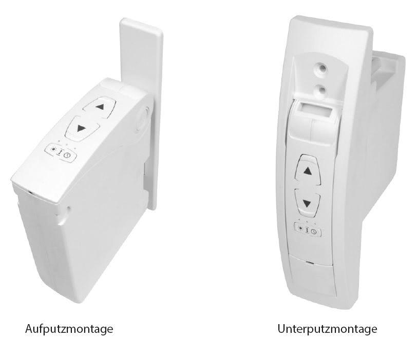superrollo gw60 elektrischer gurtwickler als aufputz und unterputzmontage ebay. Black Bedroom Furniture Sets. Home Design Ideas